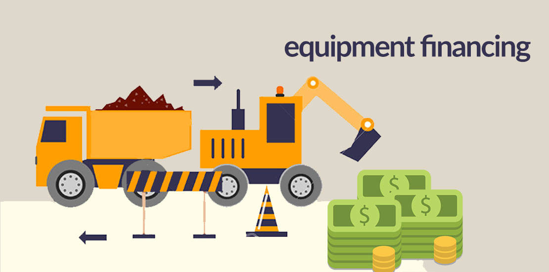 Equipment financing helps you to buy or upgrade equipments