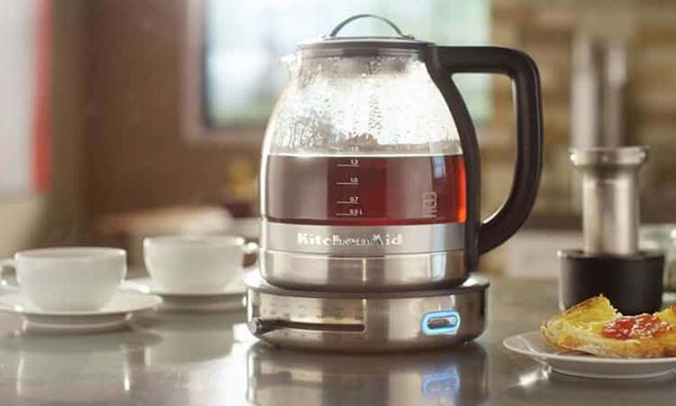How to compare the best electric kettle in various online stores